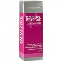 Gel Estrechante Rejuvenecedora Vaginal Reverse Tightening Gel - La Maleta Rosada Sex Shop Online Colombia