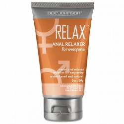 Crema Relajante Anal Relax Anal Relaxer for everyone  - lamaletarosada.com sex shop online Colombia