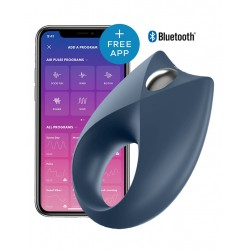 satisfyer-cock-ring-royal-one-incl-bluetooth-and-app- Anillo Vibrador para el pene - La Maleta Rosada Sex Shop Online Colombia